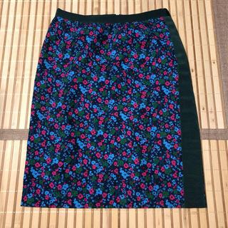 サカイラック(sacai luck)のサカイラック ひざ丈 スカート(ひざ丈スカート)