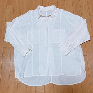 レプシィム(LEPSIM)のLEPSIM シンプルシャツ(シャツ/ブラウス(長袖/七分))