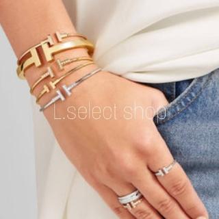 ENFOLD - 358.T square bracelet【gold】