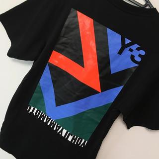 ワイスリー(Y-3)のY-3 ワイスリー 半袖Tシャツ 2XS 黒 ヨウジヤマモト ②(Tシャツ/カットソー(半袖/袖なし))