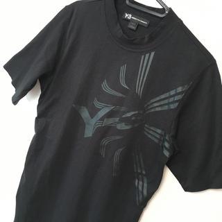 Y-3 - Y-3 ワイスリー 半袖Tシャツ XS 黒 ヨウジヤマモト ③