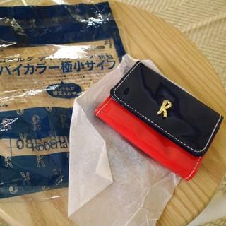 ロベルタディカメリーノ(ROBERTA DI CAMERINO)のAYA様専用 バイカラー ミニ財布(財布)