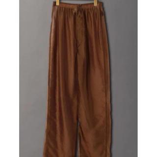 ビューティアンドユースユナイテッドアローズ(BEAUTY&YOUTH UNITED ARROWS)の美品☆ROKU SUKE PANTS(カジュアルパンツ)