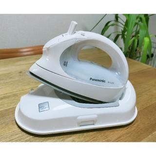 Panasonic - 美品/Panasonic/コードレススチームアイロン