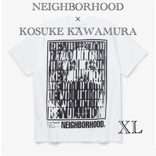 NEIGHBORHOOD - Neighborhood × Kosuke Kawamura TシャツXLサイズ