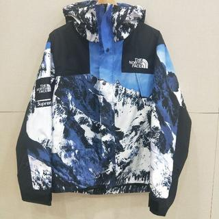 Supreme - supreme × The North Face 17aw マウンテンジャケット