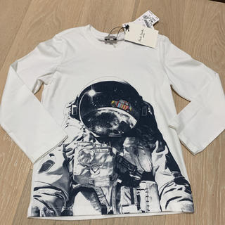 ポールスミス(Paul Smith)の新品タグ付き ポールスミスジュニア 6A(Tシャツ/カットソー)
