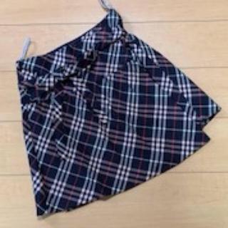 バーバリーブルーレーベル(BURBERRY BLUE LABEL)の値下げ Burberry スカート(クリーニングすみ)(ミニスカート)