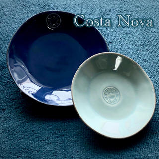Costa Nova プレート2枚