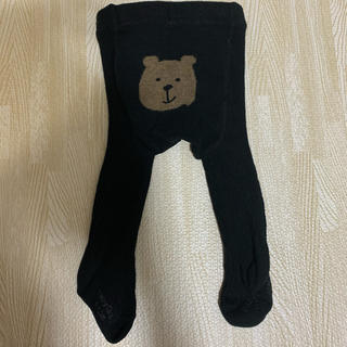 ベビーギャップ(babyGAP)のギャップクマさんタイツ(靴下/タイツ)
