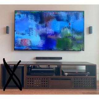 アクタス(ACTUS)のa.flat テレビボード 収納棚(棚/ラック/タンス)