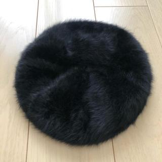 マウジー(moussy)のmoussy(ハンチング/ベレー帽)