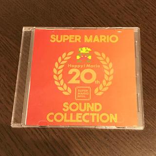 ニンテンドウ(任天堂)の【最終値下げ】スーパーマリオサウンドコレクションCD【付録】(ゲーム音楽)