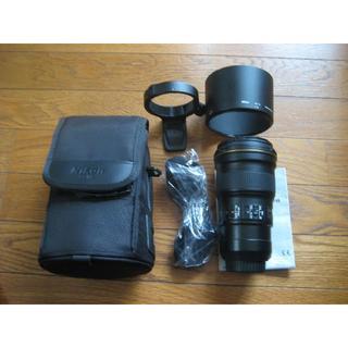 Nikon - AF-S NIKKOR 300mm f/4E 三脚座 テレコンセット