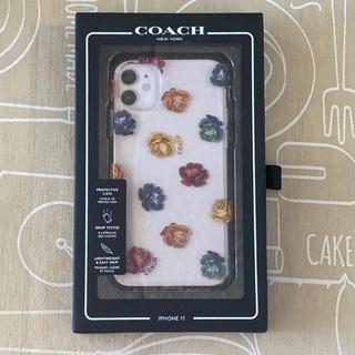コーチ(COACH)のiPhone11用 COACH iPhoneケース(iPhoneケース)