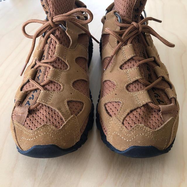 asics(アシックス)のUSED アシックス タイガー GEL MAI KNIT MT ゲルマイ ニット メンズの靴/シューズ(スニーカー)の商品写真
