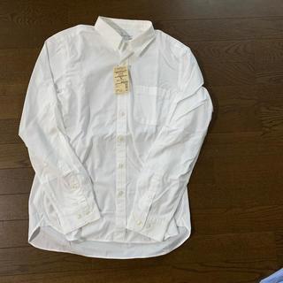 ムジルシリョウヒン(MUJI (無印良品))のhideさん専用 無印良品 シャツ ホワイト メンズM(シャツ)