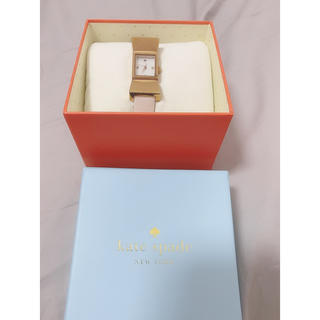 ケイトスペードニューヨーク(kate spade new york)のKate Spade リボン型時計♡(腕時計)