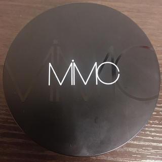 エムアイエムシー(MiMC)のMiMC ミネラルリキッドファンデーション ケース ピンクブライト 205(ファンデーション)