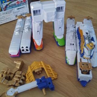 バンダイ(BANDAI)のトッキュウジャー 電車 ロボット(電車のおもちゃ/車)