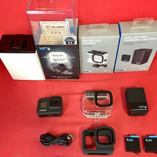 ゴープロ(GoPro)の【国内正規】GoPro Hero8 BLACK 使用1回美品(ビデオカメラ)