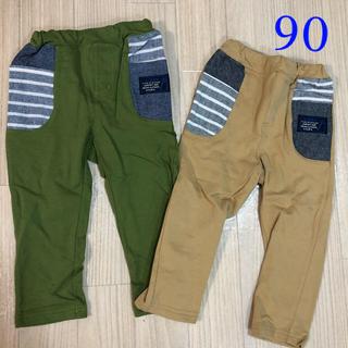 キムラタン - パンツ2本♡size 90