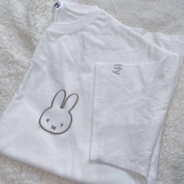 しまむら(シマムラ)の専用 Tシャツ エコバッグ2点 レディースのトップス(Tシャツ(半袖/袖なし))の商品写真