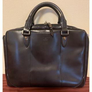 マスターピース(master-piece)のマスターピース ブリーフケース folder ブラック(ビジネスバッグ)