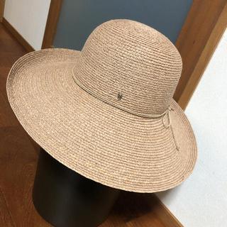 ヘレンカミンスキー(HELEN KAMINSKI)のヘレンカミンスキー   帽子 麦わら(麦わら帽子/ストローハット)