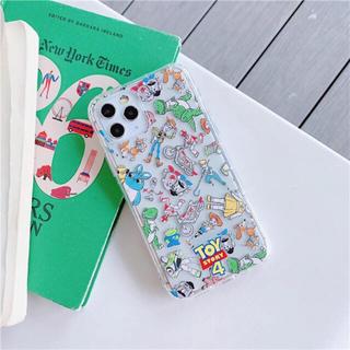ディズニー(Disney)のiPhone X スマホケース トイストーリー アイフォンケース(iPhoneケース)