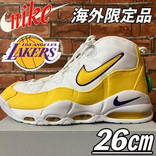NIKE - Nike Air Max Uptempo 95 Lakers レイカーズ 26