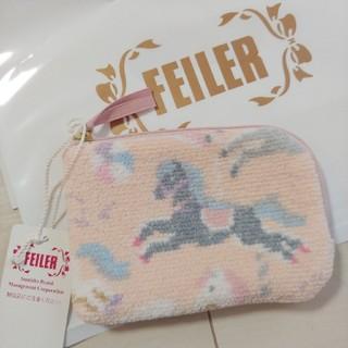 FEILER - フェイラー ラブラリーモクバ キー & カードケース