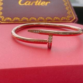 Cartier - 即発送 カルティエ ブレスレット 19CM