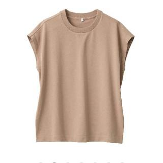 MUJI (無印良品) - 無印良品 ニットTシャツ
