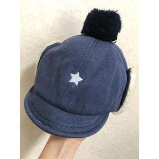 petit main - プティマイン   キャップ 帽子 冬用