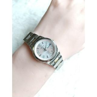 CITIZEN - シチズン腕時計 wiccaソーラーレディース