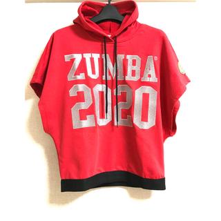 ズンバ(Zumba)のZUMBA 半袖パーカー(パーカー)