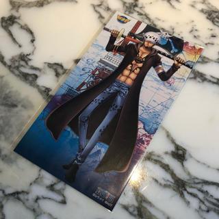 シュウエイシャ(集英社)の限定!【新品・未開封】ロー ワンピース 東京タワー ステッカー シール(キャラクターグッズ)