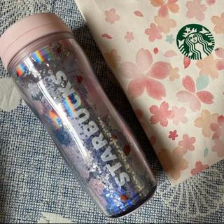 Starbucks Coffee - スターバックス  SAKURA2020 ボトルスパークル