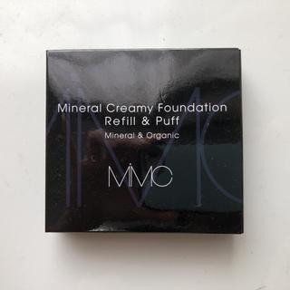 エムアイエムシー(MiMC)のMiMC エムアイエムシー ミネラルクリーミーファンデーション 101 (ファンデーション)