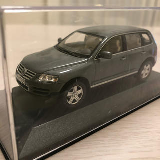 フォルクスワーゲン(Volkswagen)のフォルクスワーゲン トゥアレグ minichamps(ミニカー)