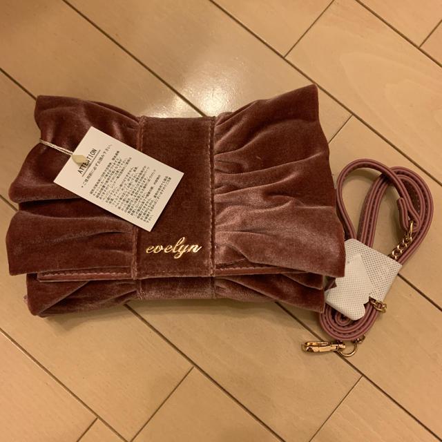 evelyn(エブリン)のevelyn/ショルダーバッグ レディースのバッグ(ショルダーバッグ)の商品写真