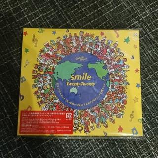 Johnny's - smile Twenty Twenty  トニトニ ジャニーズ CD