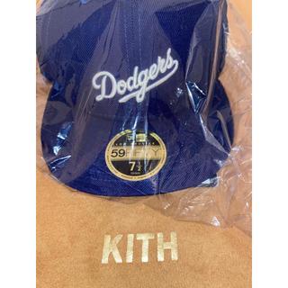 Supreme - KITH × MLB dodgers New Era Cap 7 1/2