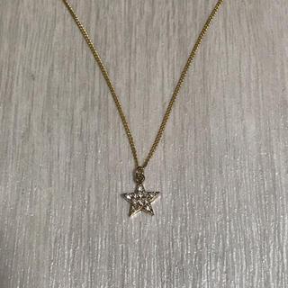 Crystal star ネックレス(ネックレス)