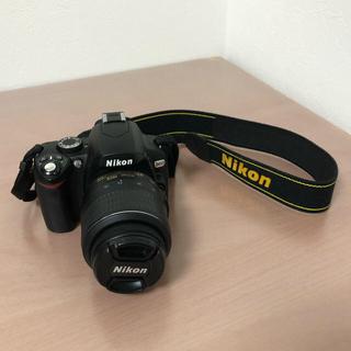 Nikon - Nikon ニコン D60 手振れ補正ダブルレンズセット