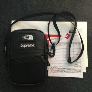 Supreme - Supreme The North Face Leather ショルダーバッグ