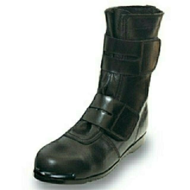 ANGEL(エンゼル)安全靴マジック26.5cmブーツ高所用 メンズの靴/シューズ(その他)の商品写真