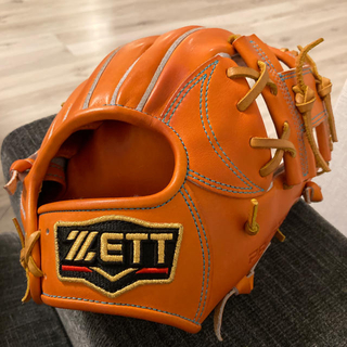 ZETT - 【硬式オーダー 】ゼット プロステイタス 内野手用