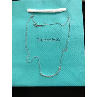 Tiffany & Co. - 本日限定  TIFFANY & Co.ティファニーT スマイル ネックレス
